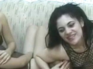 Armpit licking lesbos