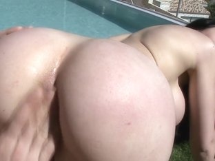Spanish big tits and fucking outdoors