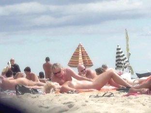 Nudist 3 beach agde baie des cochons incredible