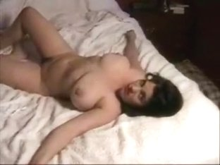 She serves up a cumshot