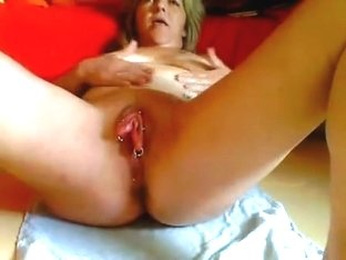 Wifey squirting on my camera