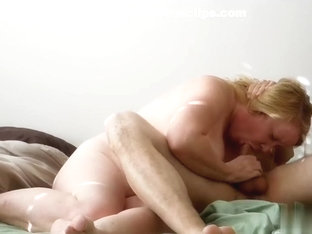 A-Hole call, notice her cum on my 10-Pounder when this babe is engulfing me
