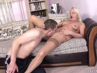 Horny pornstar in Hottest Mature, Hardcore adult movie
