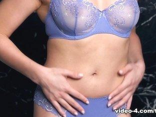 Crazy pornstar Veronica Weston in Fabulous Big Tits, Solo Girl porn video