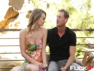 Natalia Starr In Couples Vacation Scene 2