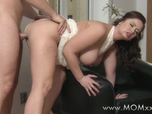 Horny pornstar in Exotic HD, MILF sex scene