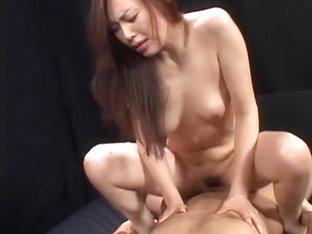 Fabulous Japanese chick Yui Matsuno in Exotic POV JAV video