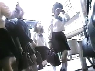 "Angel of white arc Street ""uniform Skirt"" Vol.8"