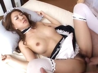 Hottest Japanese whore in Fabulous JAV uncensored Hardcore scene