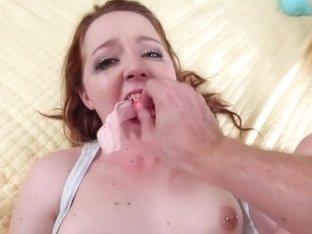 Teen wam throat fucked