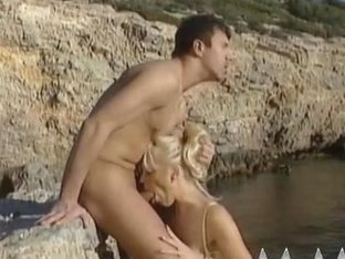 MMVFilms Video: Blonde Fucked On The Cliffs