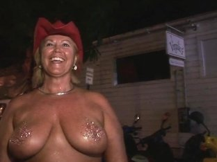 SpringBreakLife Video: Fantasy Fest Milfs