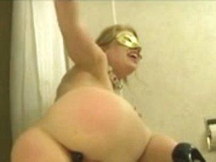 Masturbating For Her Taskmaster