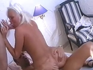 sexy european maid double permeated by 2 guests