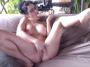 Bianca And Her Large Vibrator
