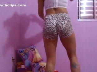 Fabulous twerking cam panty movie