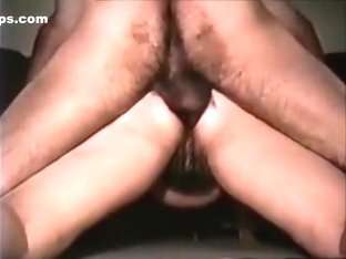 sparks on her knees