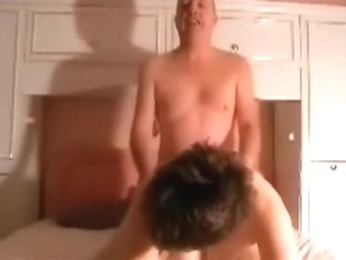 Mature couple gets it going in doggystyle and cowgirl position