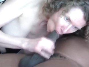 linda blowjob to a bbc