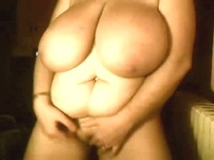 Biggest titties, abdomen and butt