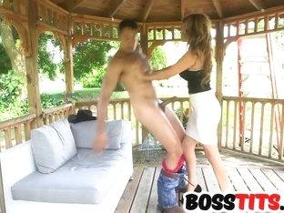 Ms Big Tits Boss Mia Ryder