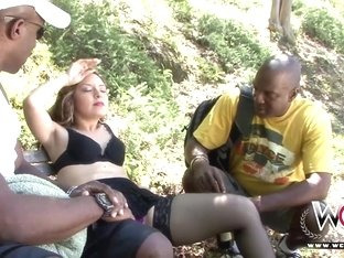 Amazing pornstar in Exotic Threesomes, DP porn scene
