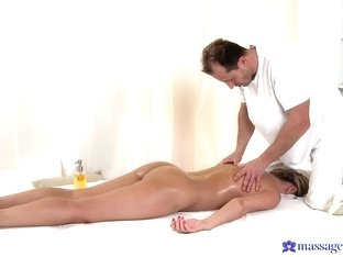 Hottest pornstars George, Susana Spears in Crazy Massage, College sex video