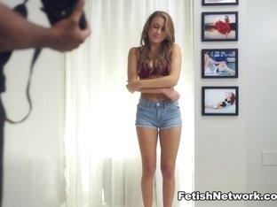 Best pornstar Marina Angel in Hottest Casting, Fetish porn scene
