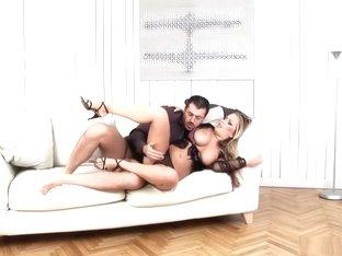 Crazy pornstar Jessica Moore in amazing big tits, blonde sex clip