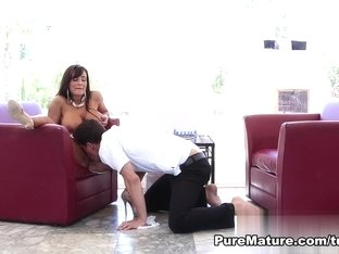 Incredible pornstar Lisa Ann in Crazy MILF, Big Ass porn clip