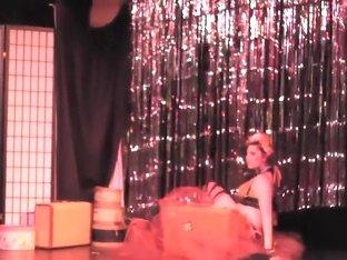 Burlesque Strip SHOW-33 Hot Potato