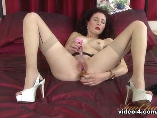 Incredible pornstar in Crazy Small Tits, Mature adult movie