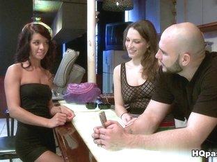 Amazing pornstar in Horny Brunette, Reality xxx movie