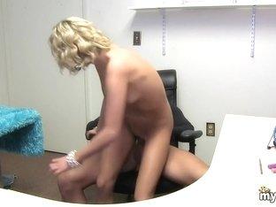 Ashley wants it Now!