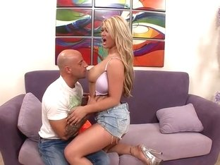 Incredible pornstar Cayden Moore in best blowjob, big cocks sex clip
