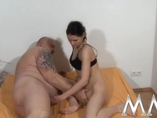 MMVFilms Video: Surprise Fuck In The Bathroom