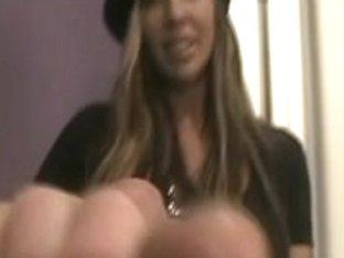 female-dom jenna feet - no sound