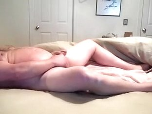 Just me masturbating all alone in my bedroom on webcam