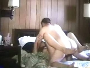 Couple had smooth sex