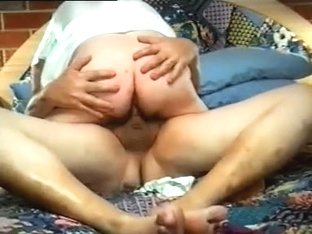 Naughty wife rides my rigid cock in cowgirl position on camera