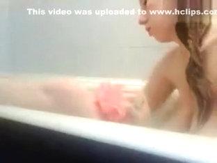 13sveta13 in the bath