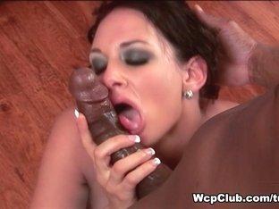 Incredible pornstar in Amazing Brunette, Cumshots xxx video