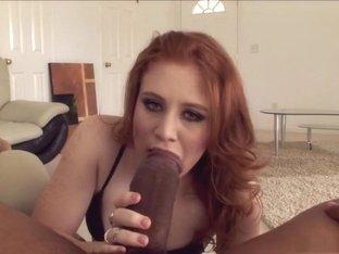 Incredible pornstar Charlie Fire in amazing interracial, pov xxx video