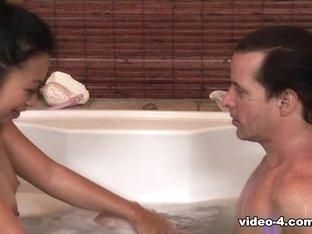 Crazy pornstar Lucky Starr in Best Massage, Asian sex scene
