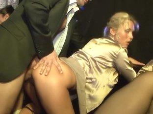 Best pornstar in incredible blonde, big tits xxx scene
