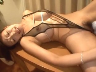 Horny Japanese girl Reiko Kobayakawa in Incredible Dildos/Toys JAV clip