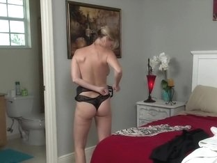Hottest pornstar Jodi West in incredible blonde, blowjob adult scene