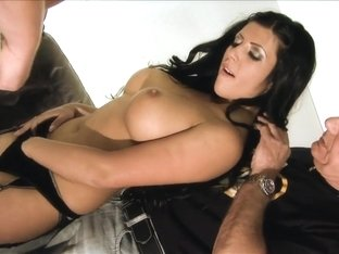 Hottest pornstar Amanda Bleack in fabulous fetish, lingerie adult video