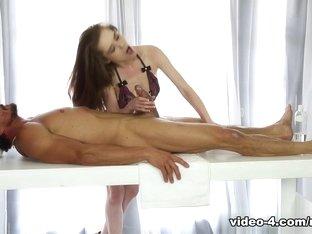Crazy pornstars Penny Brooks, Tommy Gunn, Alice Whyte in Best Blowjob, Big Tits porn scene