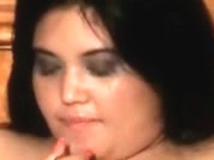 Obese Hirsute Latin Chick
